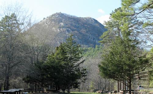 ARLINE Pinnacle Mountain