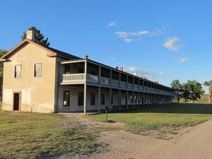 Ft. Laramie Cavalry Barracks