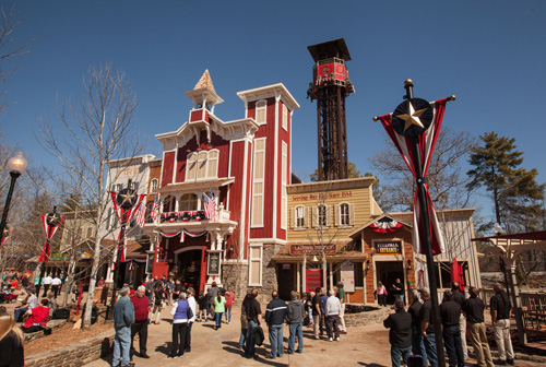 Preview of Fireman's Landing at Silver Dollar City, Branson, Missouri March 11, 2015