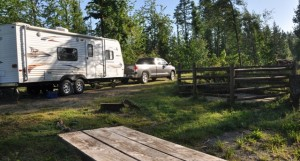 Free Campground Near Olympia, WA