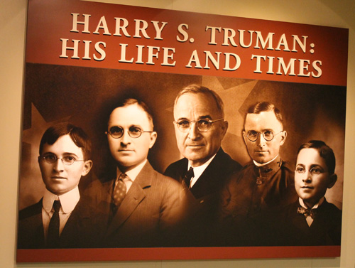 Harry S. Truman's Stages of Life