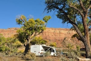 Comb Wash Campground
