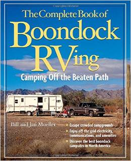 how to RV boondock