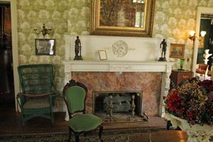 One of Ten Fireplaces in Rockcliffe