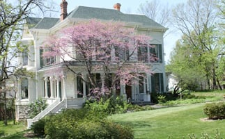 The Former Cruikshank Home