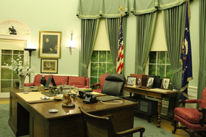 Truman's Oval Office