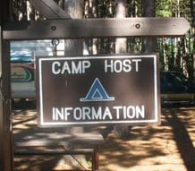 camp host jobs for RVers
