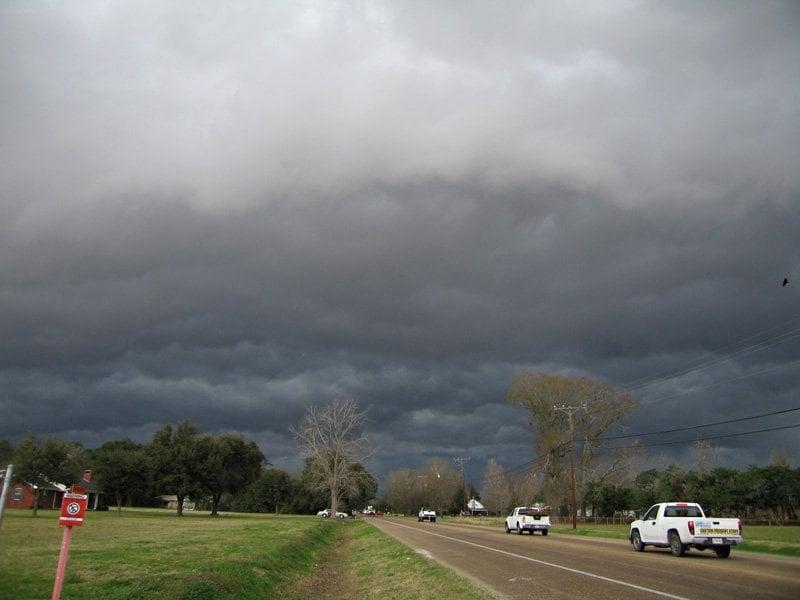 RV tornado safety