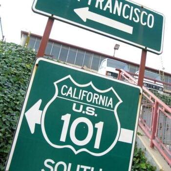 RVing in San Francisco