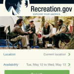 Recreation.gov iPhone App Makes Campsite Research Easy
