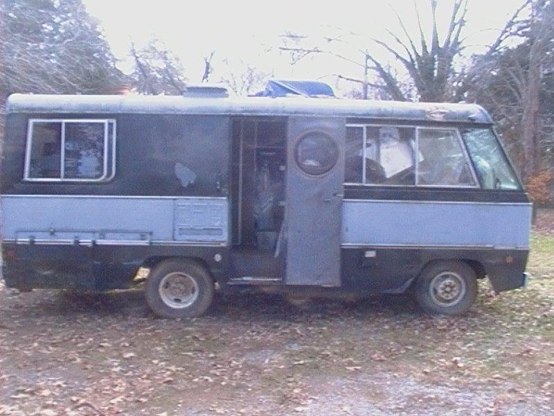 Superior vintage RV restoration