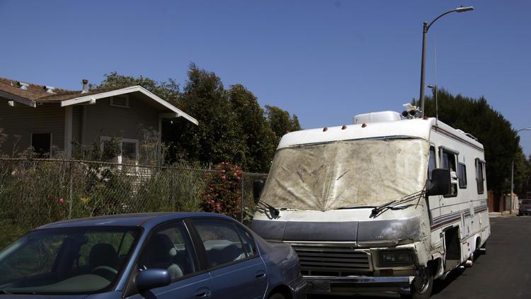 L.A. car camping ban