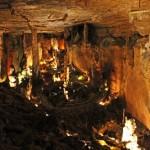 Blanchard Springs Caverns in Arkansas