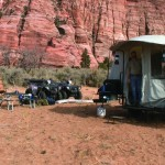 Carry Your Adventure with this Off-Road Camping Trailer