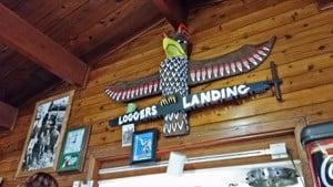 Logger's Landing, Quilcene, WA