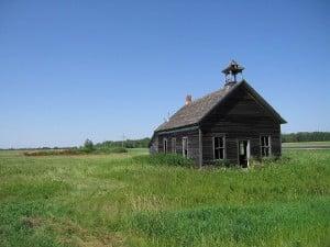 Old Minnesota church