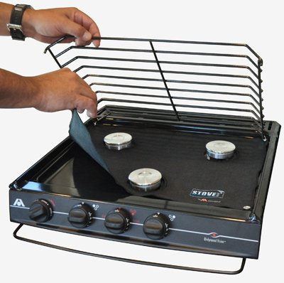 Stove Wrap Range and Cooktop Liner