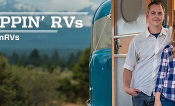 RV lifestyle flippin RVs