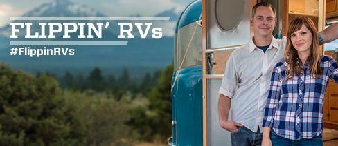 RV lifestyle flippin RVs
