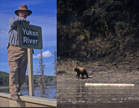 Bill Elmore, Canoe Guide