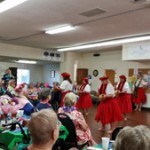 Shipley Center Seniors Luau
