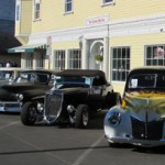 See Vintage Cars in Seaside, Oregon Each September