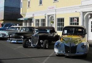 Seaside Oregon Car Show