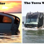 Amphibious RVs Offer Best of Land and Sea