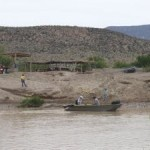 Rowing Across the Border