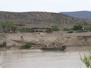 Big Bend National Park Boquillas Port of Entry Texas