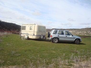 Free camping public land