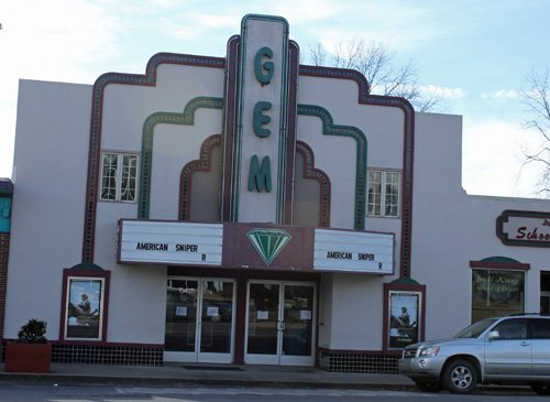 Local Gem Theater Where My Family Retreated for a Cool Summer Evening