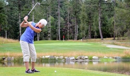 Quadra Golf Club