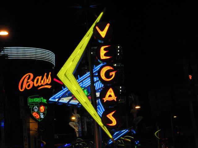 Vegas best Halloween RV destination