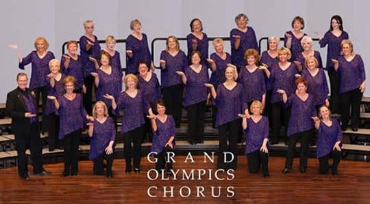 Grand Olympus Chorus, Sequim, WA