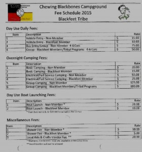2015 Rate Sheet