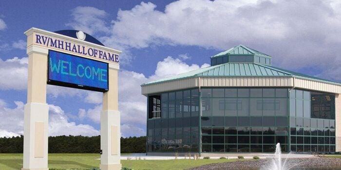 RV/MH Hall of Fame Elkhart