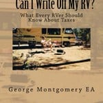 full-time RVing taxes
