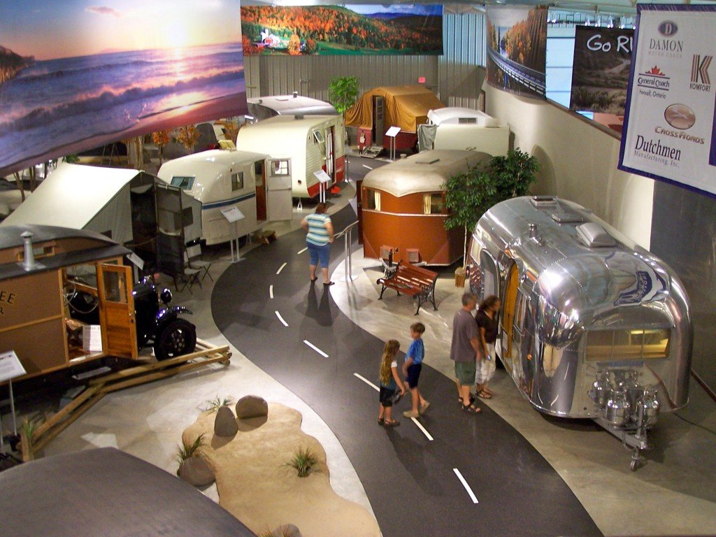 RV/MH Hall of Fame Elkhart Indiana