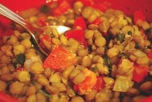 Basic Lentil Recipe