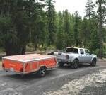 Opus folding camper trailer