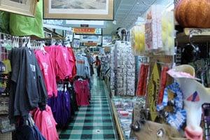 Nerchandise in Dick's 5 & 10 Store, Branson, Missouri
