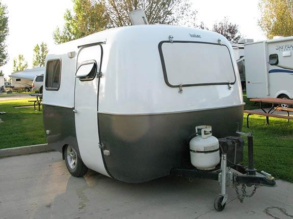 fiberglass boler trailer