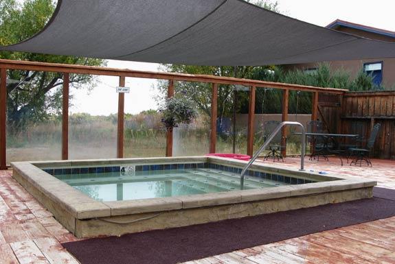 hot springs RV park