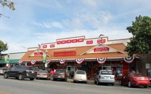 Dick's 5 & 10 in Historic Downtown Branson, Missouri