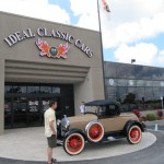 Visit the Ideal Classic Cars Museum and Showroom