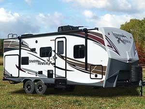 Northwood-Snow-River-travel-trailer