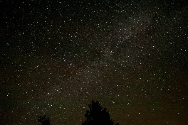 star party RV camping