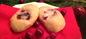 Fruit Kolache Featured at Christmas