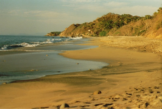 MIN MEXICO - SAYULITA BEACH